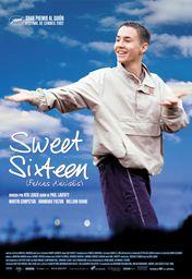 Cartel oficial en español de: Sweet Sixteen (Felices dieciséis)