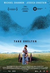 Cartel oficial en español de: Take Shelter