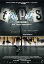 Cartel oficial en español de: Tapas