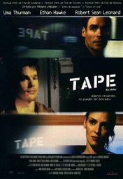 Cartel oficial en español de: Tape (La cinta)