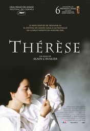 Cartel oficial en español de: Thérèse
