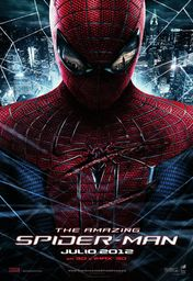 Cartel oficial en español de: The Amazing Spider-Man