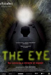 Cartel oficial en español de: The Eye