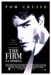 Cartel oficial en español de: The Firm (La tapadera)