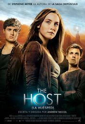 Cartel oficial en español de: The Host (La huésped)