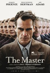 Cartel oficial en español de: The master
