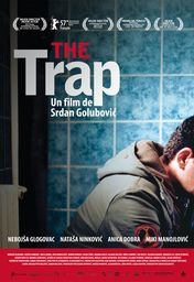 Cartel oficial en español de: The trap (La trampa)