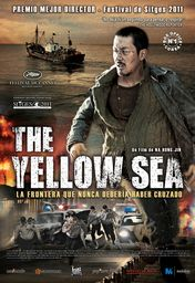 Cartel oficial en español de: The Yellow Sea