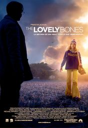 Cartel oficial en español de: The Lovely Bones