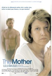Cartel oficial en español de: The mother