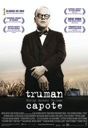 Cartel oficial en español de: Truman Capote