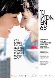 Cartel oficial en español de: Tu vida en 65 minutos