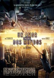 Cartel oficial en español de: Un amor entre dos mundos