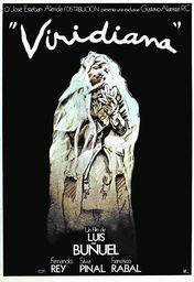 Cartel oficial en español de: Viridiana