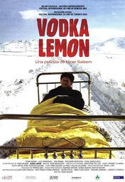Cartel oficial en español de: Vodka lemon