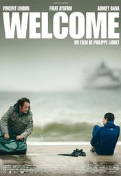 Cartel oficial en español de: Welcome