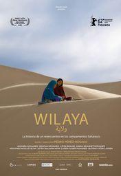Cartel oficial en español de: Wilaya