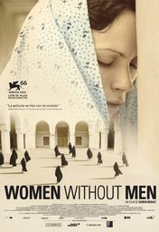 Cartel oficial en español de: Women Without Men