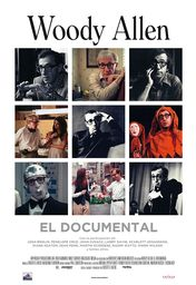 Cartel oficial en español de: Woody Allen: El documental
