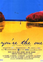 Cartel oficial en español de: You're the One (Una historia de entonces)