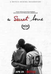 Cartel oficial en español de: A Secret Love