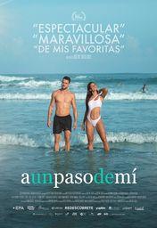 Cartel oficial en español de: A un paso de mí