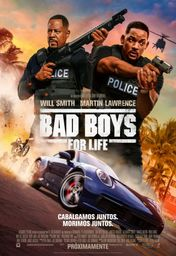 Cartel oficial en español de: Bad Boys for Life