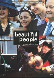 Cartel oficial en español de: Beautiful People