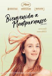 Cartel oficial en español de: Bienvenida a Montparnasse