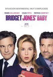 Cartel oficial en español de: Bridget Jones's Baby