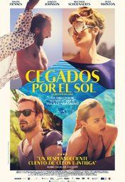 Cartel oficial en español de: Cegados por el sol
