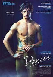 Cartel oficial en español de: Dancer
