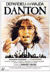 Cartel oficial en español de: Danton