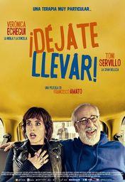 Cartel oficial en español de: Déjate llevar