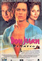 Cartel oficial en español de: Don Juan DeMarco