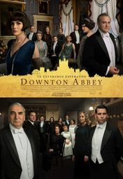 Cartel oficial en español de: Downton Abbey