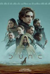 Cartel oficial en español de: Dune (2021)