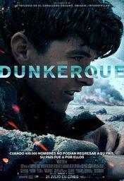 Cartel oficial en español de: Dunkerque