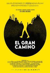 Cartel oficial en español de: El gran camino