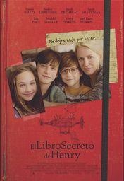 Cartel oficial en español de: El libro secreto de Henry