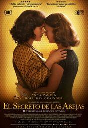 Cartel oficial en español de: El secreto de las abejas