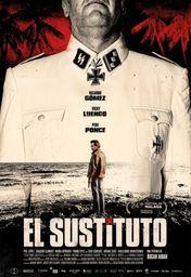 Cartel oficial en español de: El sustituto