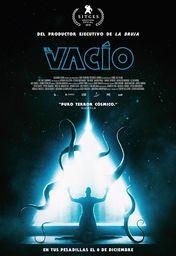 Cartel oficial en español de: El vacío (The Void)
