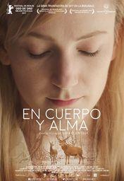 Cartel oficial en español de: En cuerpo y alma