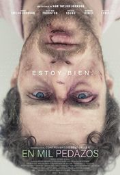 Cartel oficial en español de: En mil pedazos