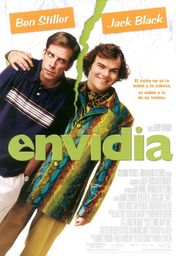 Cartel oficial en español de: Envidia