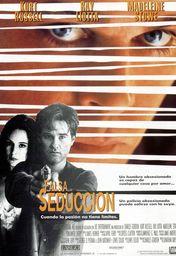 Cartel oficial en español de: Falsa seducción