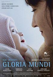 Cartel oficial en español de: Gloria Mundi