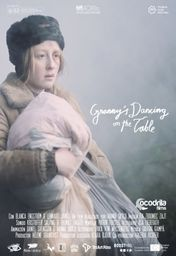 Cartel oficial en español de: Granny's Dancing on the Table