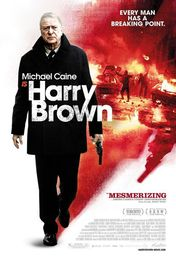 Cartel oficial en español de: Harry Brown